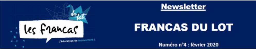 Newsletter Francas46